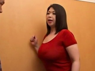 Mature Japanese Loves A Throbbing Shaft Deep In Her Cunt