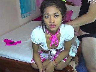 Stickyasian18 Bad Girl Dee 19 Steals The Phone Hd Porn 2e